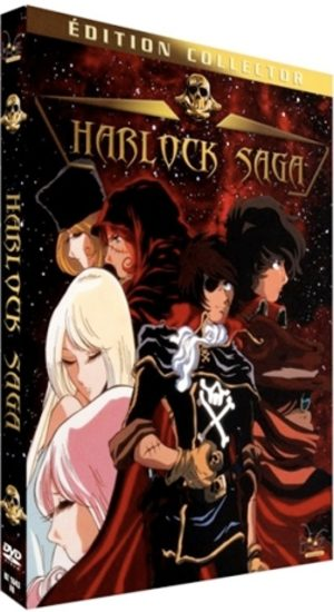 Harlock Saga - l'Anneau des Nibelunghen - L'or du Rhin