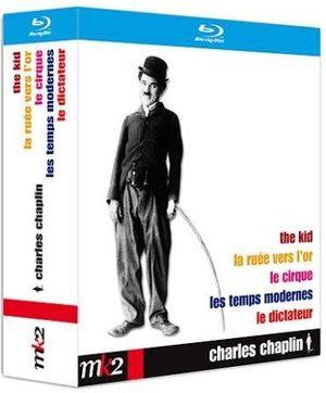 Charlie Chaplin - Coffret 5 films