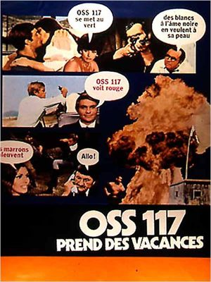 OSS 117 prend des vacances Film