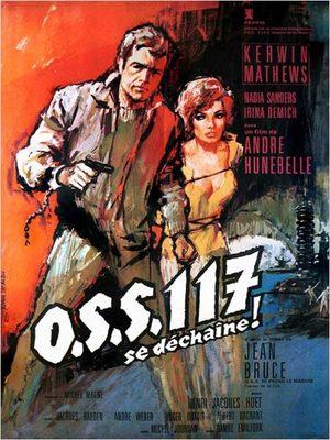 OSS 117 se déchaîne Film