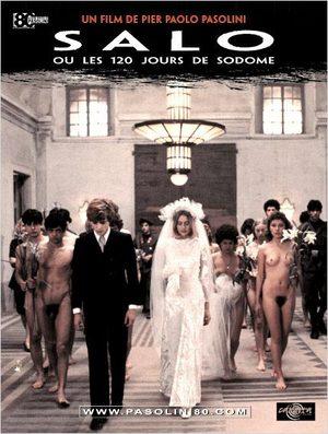 Salo ou les 120 journées de Sodome Film