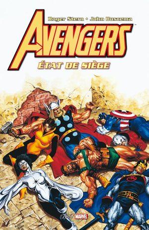 Avengers - Etat de Siège