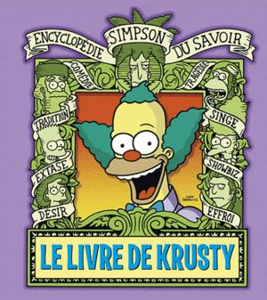 Le livre de Krusty