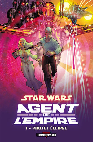Star Wars - Agent de l'Empire