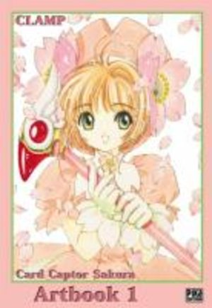 Card Captor Sakura - Art Book Artbook