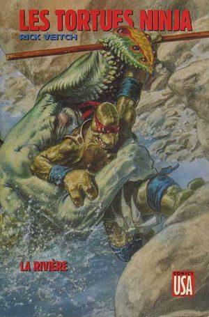 Les tortues Ninja (Veitch) Comics