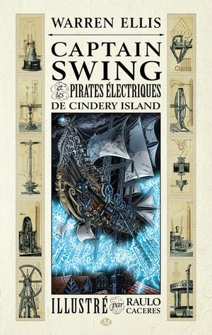 Captain Swing et les pirates de Cindery Island