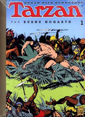 Tarzan par Burne Hogarth