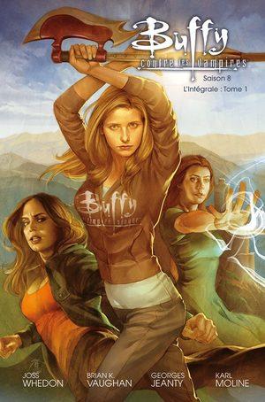 Buffy Contre les Vampires - Saison 8