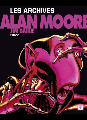 Les archives d'Alan Moore