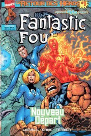 Le Retour des Héros - Fantastic Four