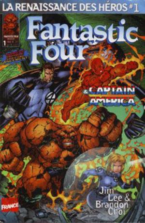 Fantastic Four - Heroes Reborn