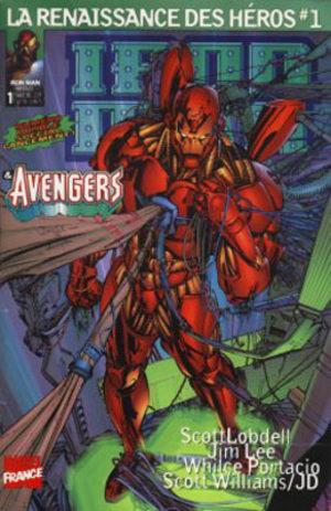 Iron Man - Heroes Reborn
