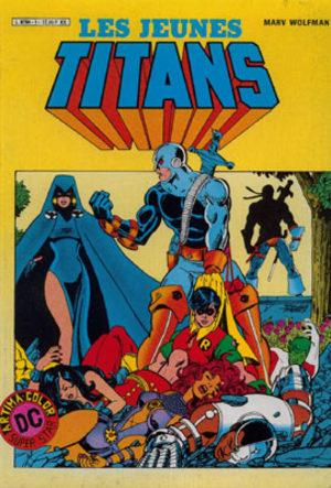 Les Jeunes Titans