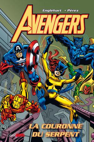 Avengers - La couronne du serpent