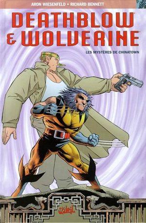 Deathblow et Wolverine