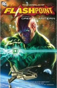 Flashpoint - The world of Flashpoint featuring Green Lantern