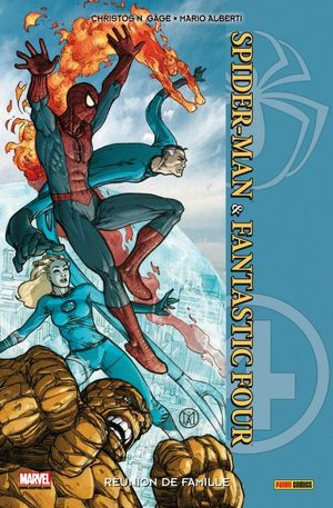 Spider-Man Et Fantastic Four