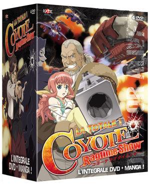 Coyote Ragtime Show Série TV animée