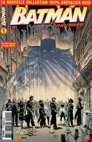 DOUBLON - Batman Universe (100% chevalier noir) (France)