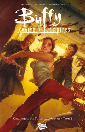Buffy contre les vampires - Chroniques des tueuses de vampires