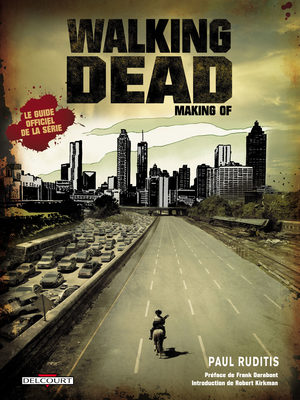 Walking Dead - Making of