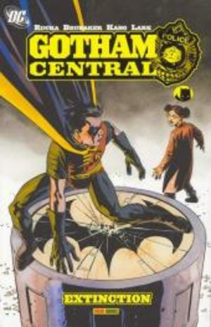 Gotham central - Extinction
