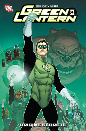 Green Lantern - Origine secrète