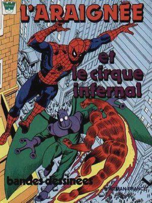 Une Aventure de L'Araignée