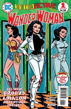 DC Retroactive - Wonder Woman
