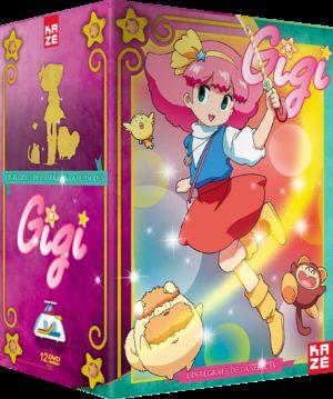 Gigi Série TV animée