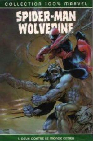 Spider-Man / Wolverine