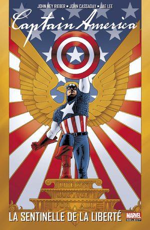 Captain America - La Sentinelle de la Liberté