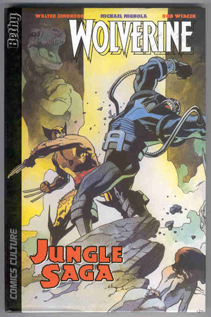 Wolverine - Jungle Saga