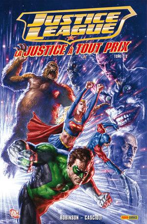 Justice League - La justice à tout prix