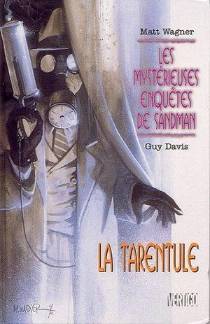 Les mystérieuses enquêtes de Sandman Artbook