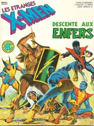 Les Etranges X-Men