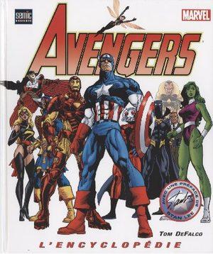 Avengers - L'encyclopédie