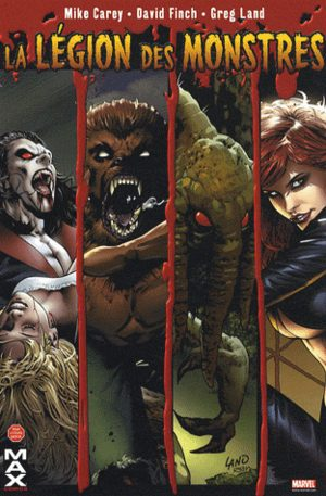 La Légion des Monstres