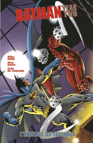 Batman - Année Deux