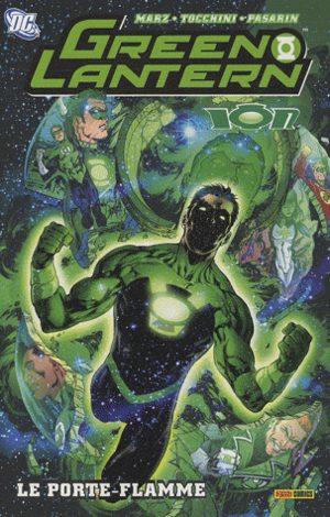 Green Lantern - Le porte-flamme