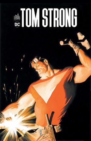 Tom Strong Comics