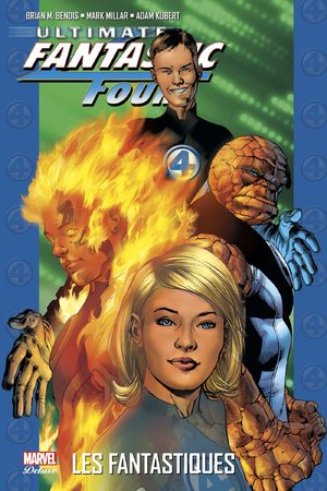 Ultimate Fantastic Four Comics