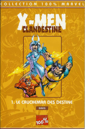 X-men / Clandestine