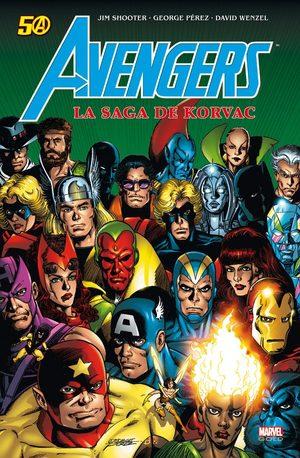 Avengers - La Saga de Korvac