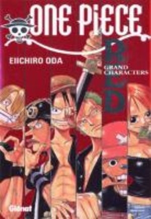 One Piece Red (Grand Characters) Fanbook