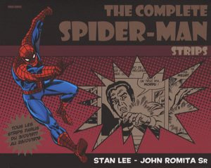 The complete Spider-man strip