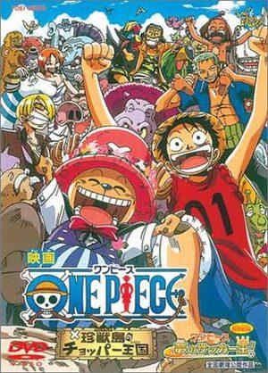 One Piece - Les Rois Du Football De Rêve