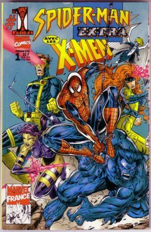 Spider-man Extra