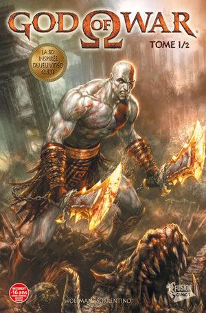 God of War Comics
